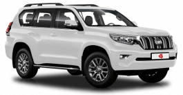 Toyota Land Cruiser Prado - изображение №1